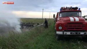 disastro aereo ucraina