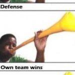 how to use vuvuzela