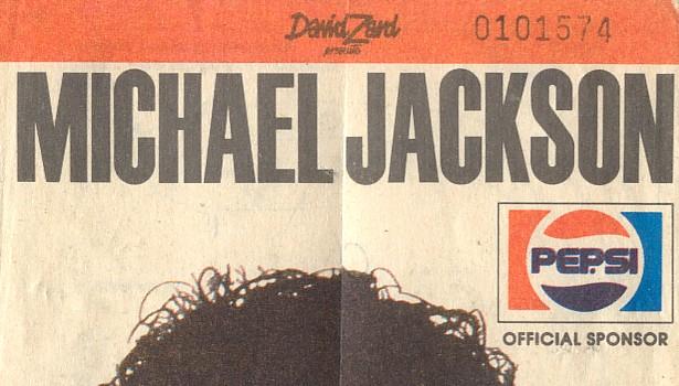 Michael Jackson Torino 1988